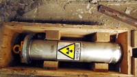 Container of radioactive material missing from Vietnam's steel mill