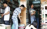 Saigon book lovers rush to save 10 tons of books destined for recycling