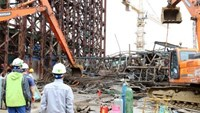 Vietnam arrests 2 South Korea nationals for investigation of deadly scaffold collapse
