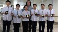 Vietnamese students shine at Asia-Pacific maths competition