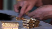 The craft of gold-beating that has thrived for centuries in Vietnam