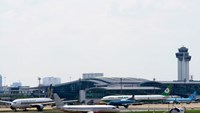 Aviation authority proposes a police station inside Tan Son Nhat Airport
