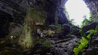 Tien Cave, the place where the fairies came and never left