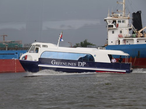 Ho Chi Minh City-Vung Tau hydrofoil service to fully recover
