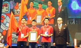 Vietnam wins Asia-Pacific robot contest for 5th time