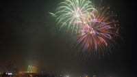 8 places to watch fireworks displays on Vietnam's National Day