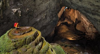 Son Doong Cave. Photo credit: Oxalis Adventure Tours