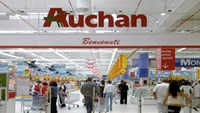 France's AuchanSuper to open Vietnam supermarket chain: report