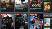 Latest Hollywood blockbusters can be streamed free on many Vietnamese websites such as this one
