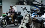 Until the wheels fall off: Saigon and its zombie motorbikes