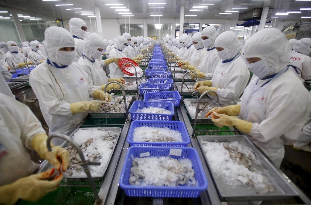 Vietnam Seafood Businesses Look Forward To TPP