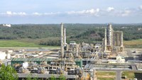 Dung Quat oil refinery in the central province of Quang Ngai. File photo