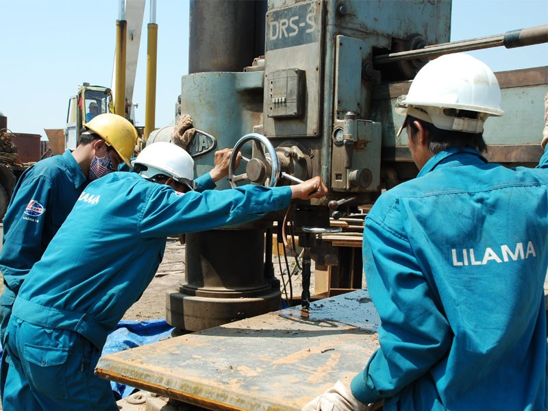 State-owned Lilama Corporation is set to sell 49 percent stake this month. Photo credit: Lilama 18 JSC
