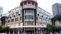Ho Chi Minh City's iconic shopping center to lend facade to skyscraper base