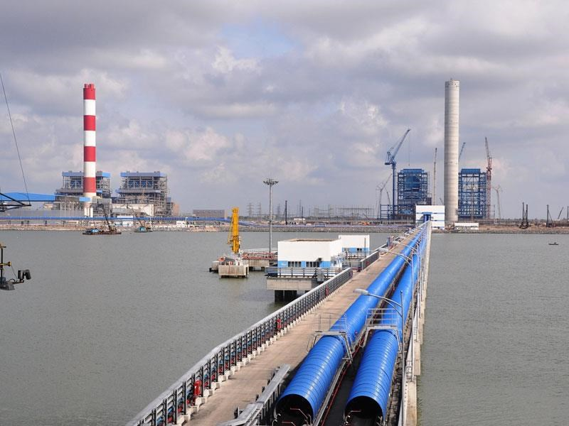 Duyen Hai Power Center in the Mekong Delta Province of Tra Vinh, where a $2-billion thermal power plant is scheduled for construction in 2016. Photo credit: Dau Tu
