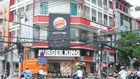 Burger King rejects reports of potential exit from Vietnam