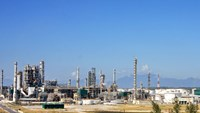 Dung Quat refinery in the central province of Quang Ngai. Photo: Hien Cu