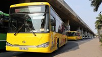 A closer look at Ho Chi Minh City's brand new airport-downtown buses
