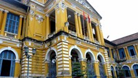 Ho Chi Minh City starts restoring 131-year-old court building