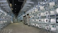 Oil giant PetroVietnam has a textile factory and it is at risk of bankruptcy