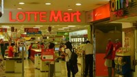 Lotte Mart reports $221 mln sales in Vietnam