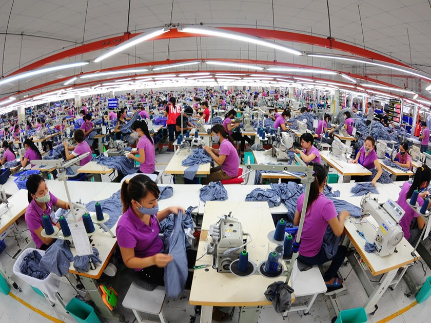 Vietnam among fastest-growing economies in Asia, driven by