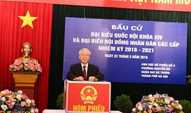 Vietnam launches parliamentary election