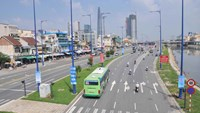 Vo Van Kiet Boulevard, an ODA-funded project in Ho Chi Minh City. Photo: Diep Duc Minh