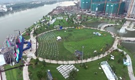 Ho Chi Minh City opens largest-ever riverside park