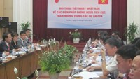 Vietnam, Japan hold second meeting on ODA scandal