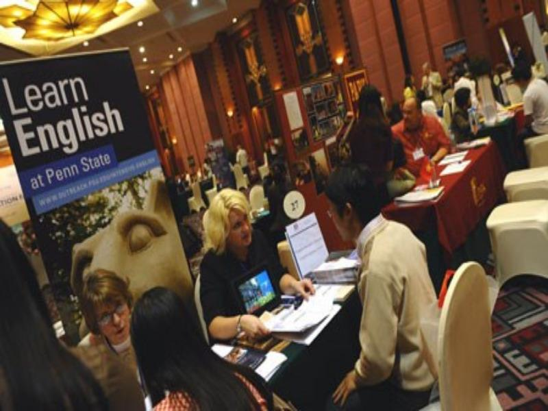 Nearly all Vietnamese study abroad with private funds