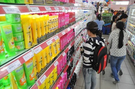 Vietnam's FMCG growth falls a third in one year