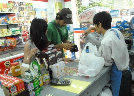The economy will have to show greater signs of improvement before consumers respond, in kind (File Photo)