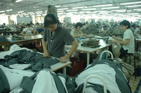A large proportion of young workers find jobs in the gradually expanding formal economy, especially in the export-oriented sectors such as garment and electronics.