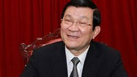 Vietnam President to visit Japan, give speech at Diet