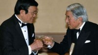 Vietnam President urges Japan to boost investment