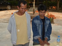 2 Laotians caught with drug on the way to Vietnam