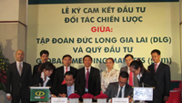 Investment fund buys 20 pct of Duc Long Gia Lai