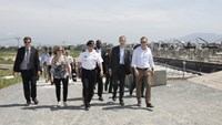 Top US general visits dioxin cleanup in Da Nang