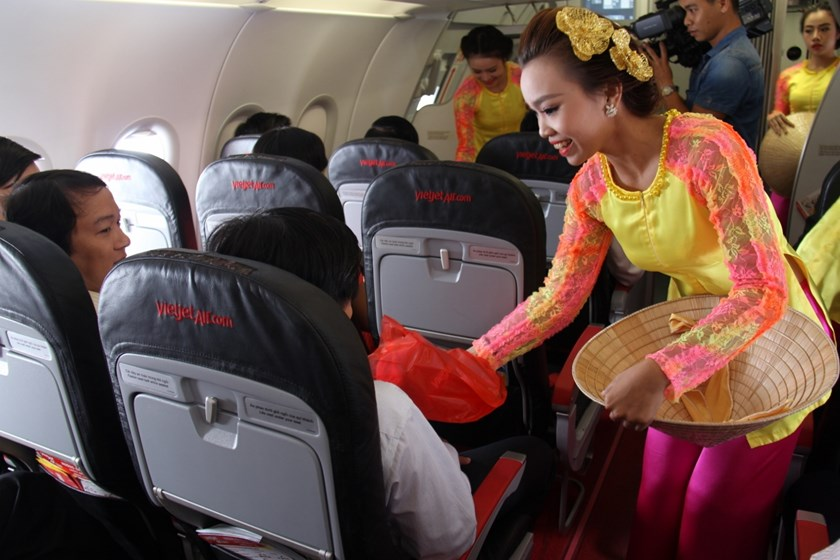 VietJet to open Hanoi-Can Tho route