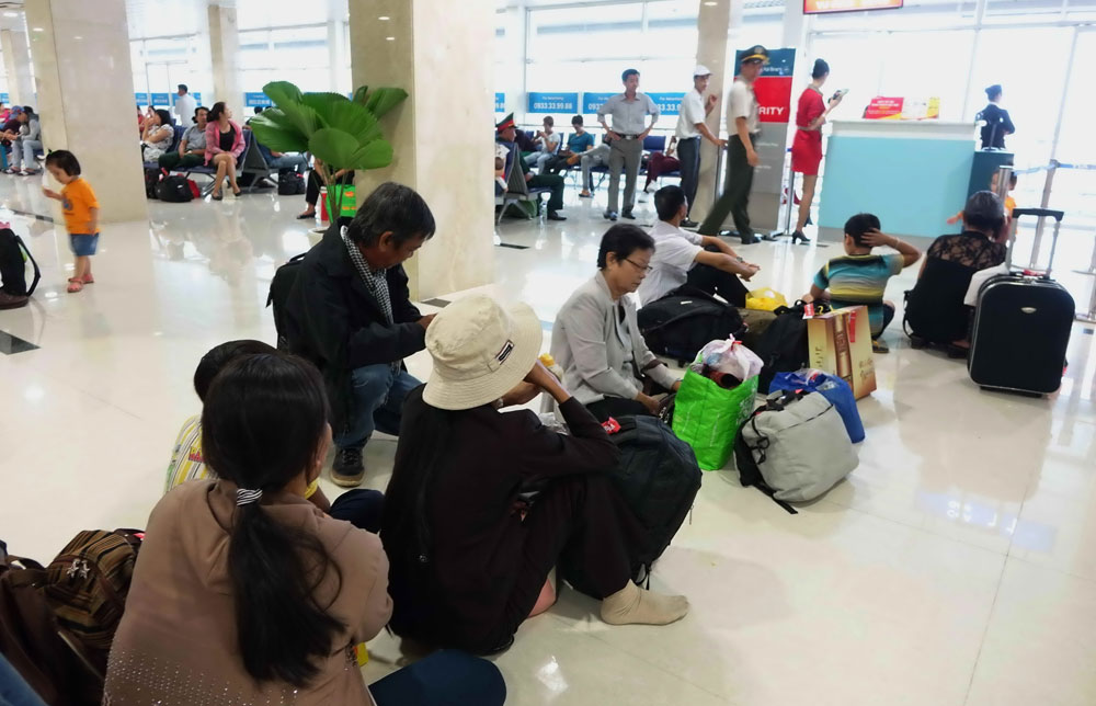 Aviation authority should be receptive to airport survey: transport minister