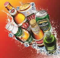 Sabeco, which possesses popular brands like 333 and Saigon Beer, made up 46 percent of Vietnam's beer market last year. Photo credit: biasaigon.net