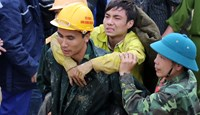 Vietnam's trapped tunnel workers recall harrowing ordeal