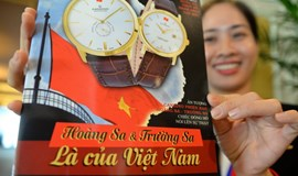 Swiss watchmaker endorses Vietnam's sovereignty over islands