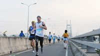 HCMC community run attracts 6,400 participants