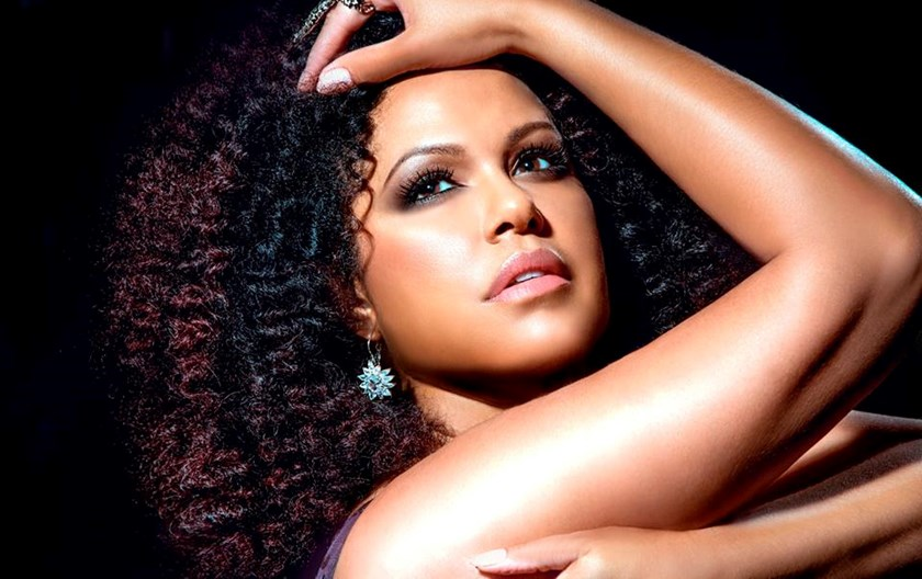 Australian pop star Christine Anu. Photo supplied