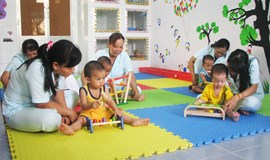 Toy library brings smiles to orphans in southern Vietnam