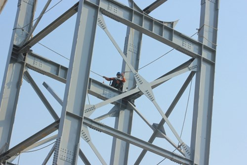 Scaffolding collapse kills another Vietnamese worker at Taiwanese mill