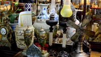 Treasure hunting in Saigon's antique market