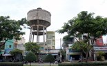 Saigon's century-old water tower a potential death trap